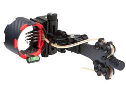 """Archer Xtreme Carbon Carnivore 5-Pin Bow Sight .019"""" Diameter Pins Realtree APG Camo"""