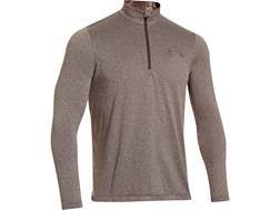 Under Armour Men's Borderland 1/4 Zip Shirt Long Sleeve Polyester