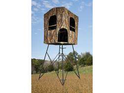 Muddy The Renegade 15' Quadpod Stand Steel Camo