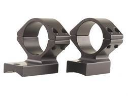 "Talley Lightweight 2-Piece Scope Mounts with Integral 1"" Extended Rings Winchester 70 Post-64 Matte Low"