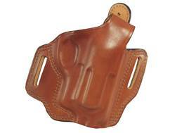 "Bianchi 7 Shadow 2 Holster Right Hand Taurus Judge 3"" Cylinder Leather Tan"