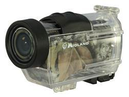 Midland XTC285VP 1080p HD Action Camera Combo