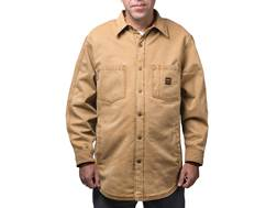 Walls Vintage Bandera Shirt Jacket Cotton Sanded Duck Vintage Pecan