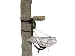 Muddy Outdoors The Vantage Hang On Treestand Aluminum Black