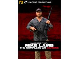 "Panteao ""Make Ready with Mike Lamb: The Complete AR Carbine"" DVD"