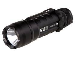 5.11 TMT L1 Flashlight LED with 1 CR123A Lithium Battery  Aluminum Black