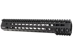 "Troy Industries 13"" SDMR Battle Rail Free Float KeyMod Handguard LR-308 Black"