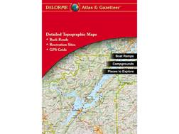 Delorme Atlas and Gazetteer Vermont