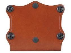 Hunter 5602 Pro-Hide Double Magazine Pouch Open Top Large Double-Stack Magazine Leather Brown