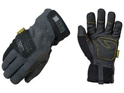 Mechanix Wear Cold Weather Wind Resistant Gloves Synthetic Blend Black Large