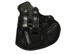 DeSantis Cozy Partner Inside The Waistband Holster Left Hand Glock 42 Leather Black