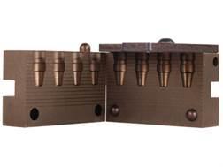 Saeco 4-Cavity Bullet Mold #929 38 Super (356 to 357 Diameter) 145 Grain Semi-Wadcutter Bevel Base