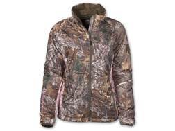 Browning Women's Hell's Belles PrimaLoft Insulated Jacket Polyester Realtree Xtra and Pink Camo