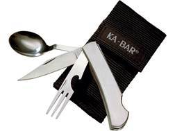 KA-BAR Hobo 3-in-1 Utensil Kit