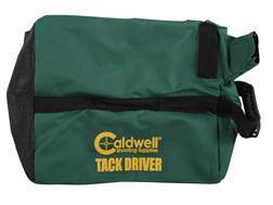 Caldwell TackDriver Shooting Rest Bag Nylon Green Unfilled