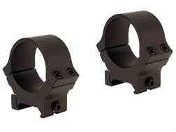 B-Square 30mm Sport Utility Weaver-Style Rings Medium Matte
