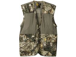 Browning Men's Dove Vest Cotton and Poly Realtree Xtra Camo