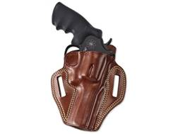 """Galco Combat Master Belt Holster Right Hand 4"""" Chiappa Rhino Revolver Leather Tan"""