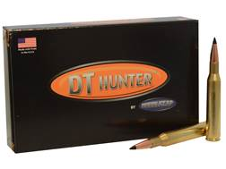 Doubletap Ammunition 270 Winchester 130 Grain Nosler AccuBond Spitzer Box of 20