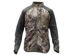 Kryptek Men's Borealis Base Layer Insulated Shirt Wool and Polyester Highlander Camo