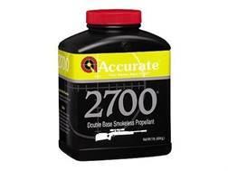 Accurate 2700 Smokeless Powder