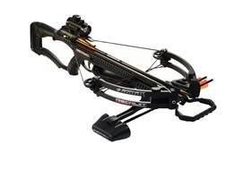 Barnett Recruit Crossbow Package with 3-Dot Red Dot Sight Black