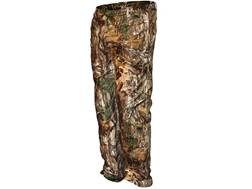 "Gamehide Men's Elimitick Cover Up Pants Synthetic Blend Realtree Xtra Camo XL 37-39"" Waist 32.5"" Inseam"