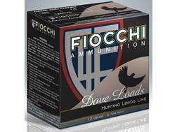 "Fiocchi Game & Target Ammunition 12 Gauge 2-3/4"" 1 oz #8 Shot"