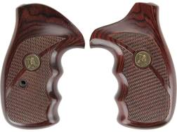 Pachmayr Renegade Laminated Grip S&W K, L-Frame Round Butt