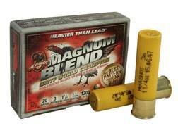 "Hevi-Shot Magnum Blend Turkey Ammunition 20 Gauge 3""  1-1/4 oz #5, #6 and #7 Hevi-Shot High Velocity Non-Toxic Box of 5"