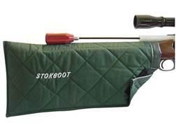 Bill Gammon Stokboot Stock Protector Boot Vinyl Green
