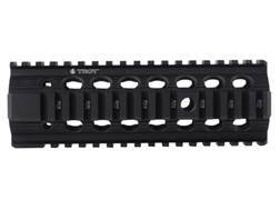 "Troy Industries 7.2"" Bravo Battle Rail Free Float Quad Rail Handguard AR-15 Black"