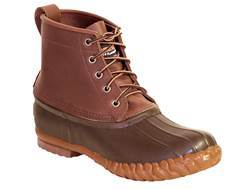 Kenetrek Chukka Uninsulated Waterproof Boots Leather and Rubber Brown