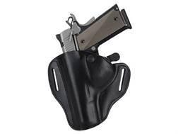 Bianchi 82 CarryLok Holster Left Hand Beretta 92, 96 Leather Black