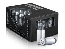 HPR HyperClean BlackOps Ammunition 45 ACP 150 Grain Open Tipped Frangible Lead-Free Box of 20