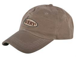 Avery Cap Oil Cloth Khaki