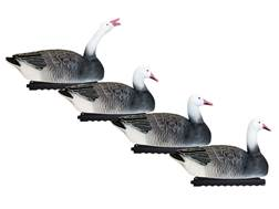 Hard Core Touchdown Blue Goose Floater Decoy Pack of 4