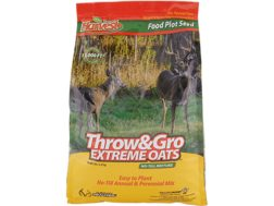 Evolved Harvest Throw and Gro Extreme Oats Food Plot Seed 5 lb