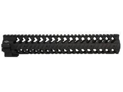 Yankee Hill Machine SLR Smooth Free Float Tube Modular Rail Handguard AR-15 Rifle Length Aluminum Matte