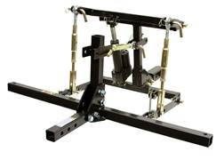 "Kolpin Powersports Dirtworks ATV 3 Point Hitch System with 48"" Tool Bar"