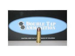 Doubletap Ammunition 44 Remington Magnum 240 Grain Bonded Hunter Jacketed Soft Point Box of 20