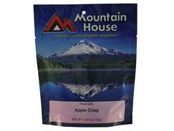Mountain House Apple Crisps Freeze Dried Food 4 Servings