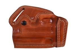 Galco Small Of Back Holster Right Hand Sig Sauer P226, P220 Leather Tan
