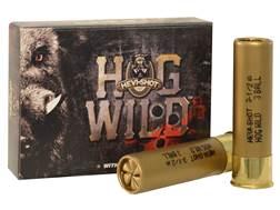 "Hevi-Shot Hog Wild Ammunition 12 Gauge 3-1/2"" Three 625 Caliber Round Balls Lead-Free Box of 5"