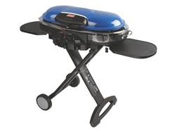 Coleman Roadtrip Series Roadtrip LXE Bench Propane Grill Blue