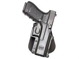 Fobus Paddle Holster Right Hand Glock 20, 21, 37, 38 Polymer Black