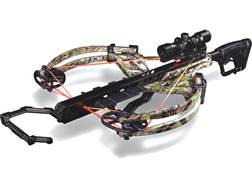 Bear Archery Torrix Crossbow Package with Scope Camo