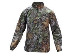 10X Men's Ultra-Lite Full Zip Jacket Polyester Ripstop