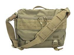5.11 Rush Delivery MIKE Messenger Bag 1050D Water Resistant Nylon Sandstone