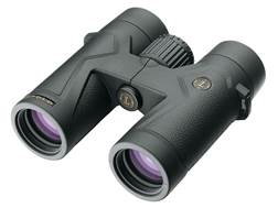 Leupold BX-3 Mojave Compact Binocular 8x 32mm Roof Prism Armored Black with Leupold S4 LockDown X Harness